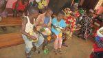 Republika Środkowoafrykańska – Dożywianie ubogich z Parafii w Bangi