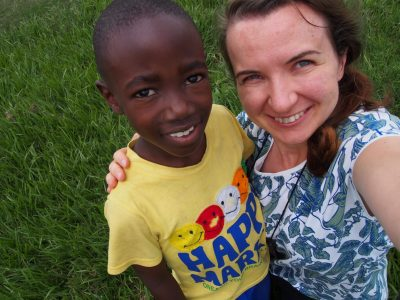 Ewelina Pająk (Uganda)