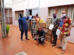 Walczymy z COVID19 – podziękowania z Kamerunu
