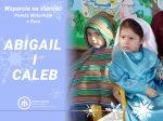 Poznaj Maluchy z Tacny – Abigail i Caleb